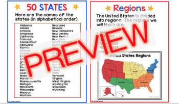 50 States Packet