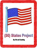 (50) States Project for 5th grade