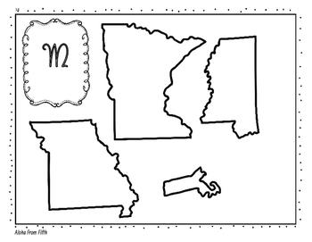 United States Puzzle Activity