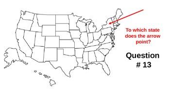 50 States Quiz