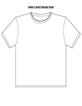 50 States T-Shirt Project