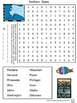 50 States Worksheets -- puzzles & more