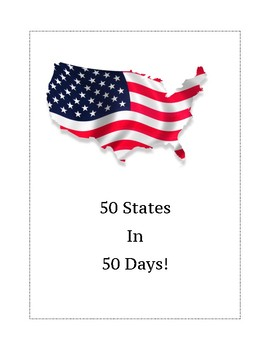 50 States in 50 Days