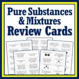Classifying Matter Activity Pure Substances versus Mixture
