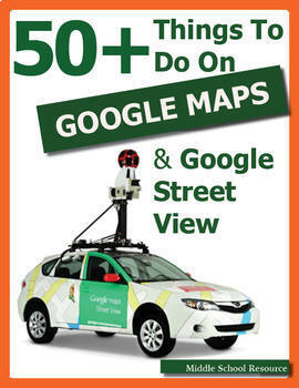 50+ Things To Do On Google Maps & Google Street View **BRAND NEW**