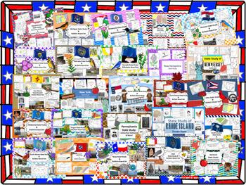 50 U.S. States Bundle