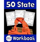50 U.S. States - Student Workbook