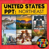 Northeast Region, Regions of the United States PowerPoint Photos