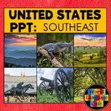 Southeast Region, Regions of the United States PowerPoint Photos