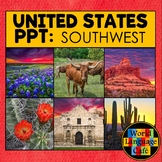 Southwest Region, Regions of the United States PowerPoint Photos