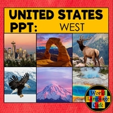 West Region, Regions of the United States PowerPoint Photos