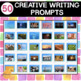 50 Visual Creative Writing Prompts