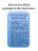50 Writing Prompts (ESL/TOEFL)