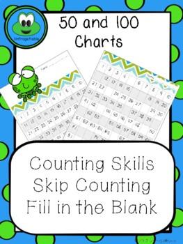 50 and 100 charts