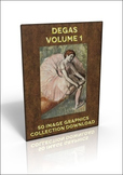 50 beautiful Degas Illustrations to use for anything at all!