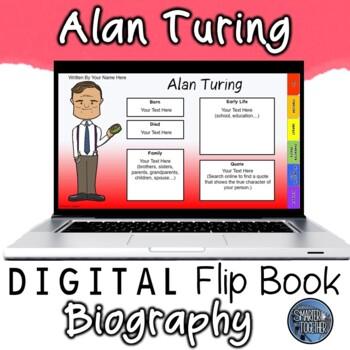 Alan Turing Digital Biography Template