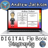 Andrew Jackson Digital Biography Template