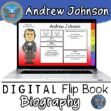 Andrew Johnson Digital Biography Template