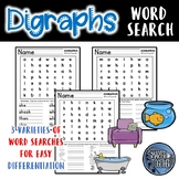Digraph Word Search