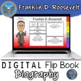 Franklin D. Roosevelt Digital Biography Template
