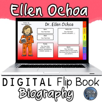 Ellen Ochoa Digital Biography Template