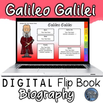Galileo Galilei Digital Biography Template