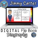 Jimmy Carter Digital Biography Template
