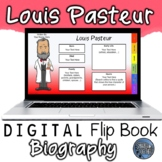 Louis Pasteur Digital Biography Template