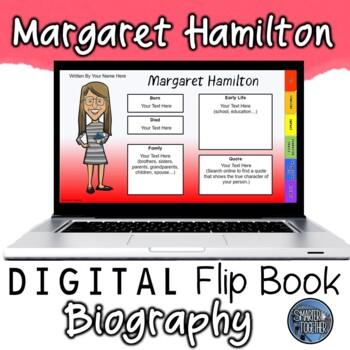 Margaret Hamilton Digital Biography Template