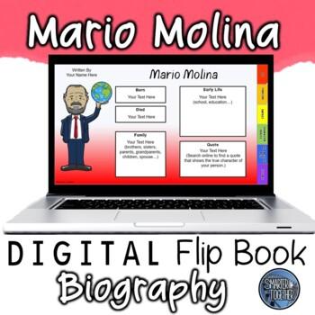 Mario Molina Digital Biography Template
