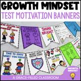 Growth Mindset Test Prep Motivation Banners