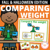 Fall & Halloween Measurement Activities for Preschool & Pr