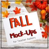 Fall Mock-ups