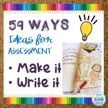 50 ideas that kids can do to show they know