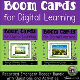 Plants Emergent Reader Boom Card Bundle
