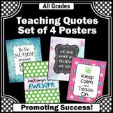 Keep Calm and Teach On, End of Year Teacher Appreciation Gift Owl Theme