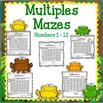 Multiples Mazes!