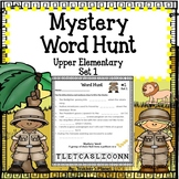 Context Clues - Mystery Word Hunt