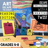 "Art Escape: Edvard Munch ""The Scream"" (Reading Edition) 