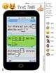 Emoji Math 2 digit x 2 digit multiplication Cut & Paste