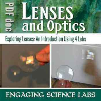 Light and Optics: Explore Concave and Convex Lenses w/ CER