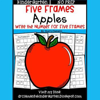 Apples (Five Frames)