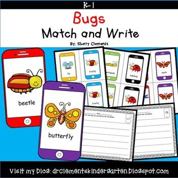 Bugs Match and Write