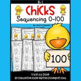 Chicks Sequencing 0-100 (black/white and color)