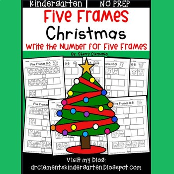Christmas (Five Frames)