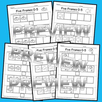 Fish (Five Frames)