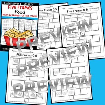 Food (Five Frames)