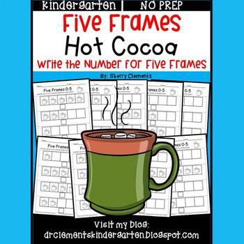 Hot Cocoa (Five Frames)