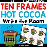 Hot Cocoa Write the Room (Ten Frames 1-20)