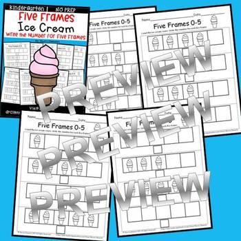 Ice Cream (Five Frames)
